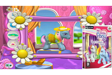 My Little Pony Best Friends Ball New Gameplay - Full GAME ...