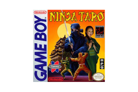 Ninja Taro - Nintendo Game Boy