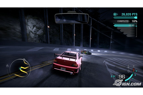 Need for Speed Carbon Screenshots, Pictures, Wallpapers ...