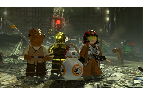 LEGO Star Wars : Le Réveil de la Force | Game
