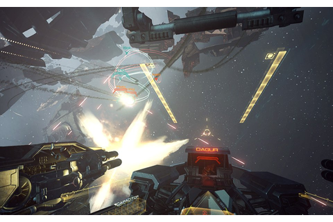 EVE: Valkyrie (Gameplay) - The Awesomer