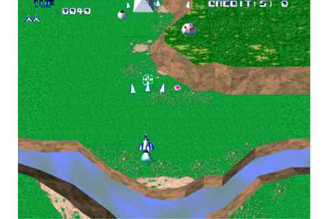 Xevious 3D/G | Xevious Wiki | FANDOM powered by Wikia