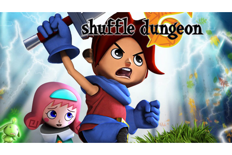 CGR Undertow - AWAY SHUFFLE DUNGEON review for Nintendo DS ...