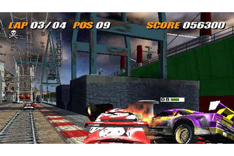 DESTRUCTION DERBY® ARENAS™ Game | PS2 - PlayStation