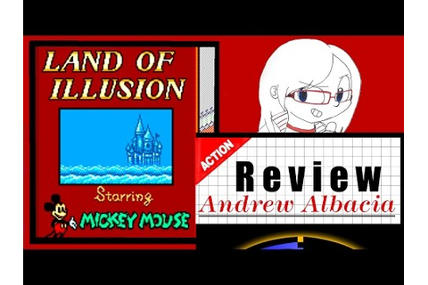Land of Illusion (Starring Mickey Mouse) Retrospective ...