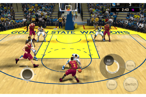 2K Games releases NBA 2K16 Mobile, costs $8 with IAPs