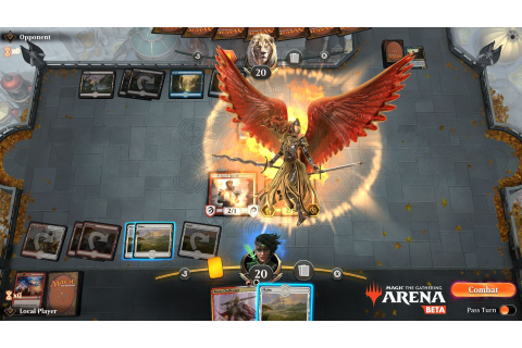 Magic: The Gathering Arena Sudah Bisa Dimainkan di PC