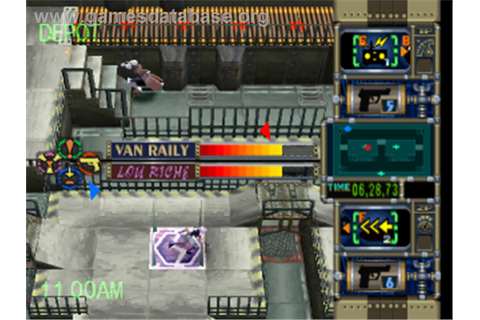 Trap Gunner - Sony Playstation - Games Database