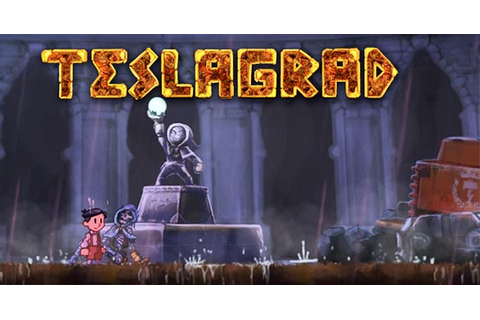 Rain Games Teslagrad is coming to Playstation on December ...
