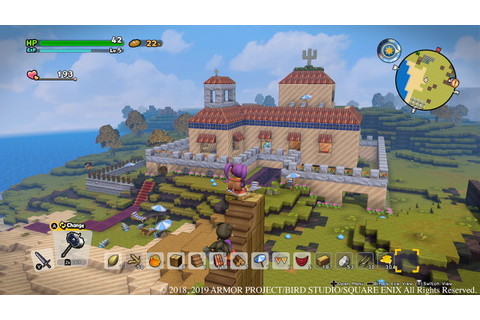 Dragon Quest Builders 2 for Nintendo Switch: Everything ...