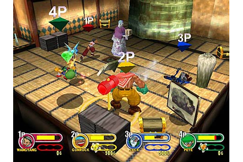 Underrated Games: Power Stone 2 | Alt:Mag