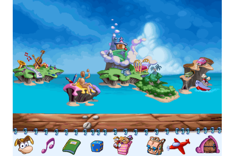 Rayman Activity Centre/Rayman Maternelle/Rayman CP