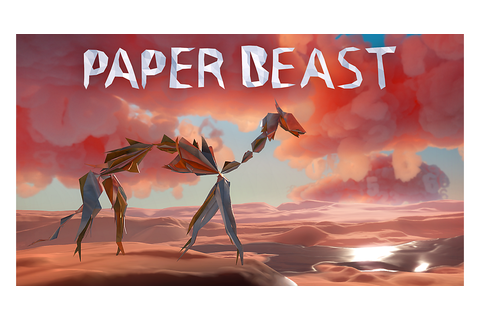 Paper Beast Game | PS4 - PlayStation