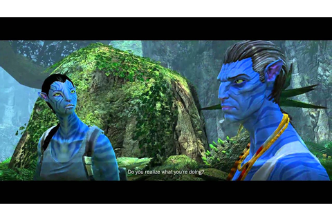 Avatar the game - Choosing sides (1080p) - YouTube