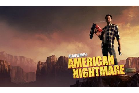 PC Alan Wake's American Nightmare 100% Game Save | Save ...