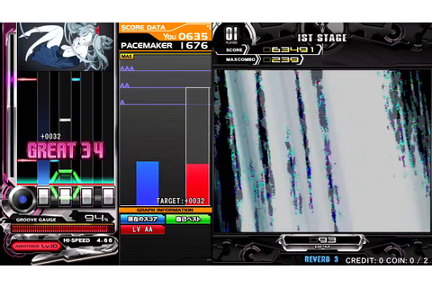 [IIDX 8th] WAR GAME - ASLETICS (SP Another) - YouTube