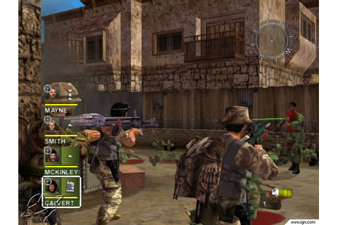 Free Games 4 You: Conflict: Desert Storm II: Back to ...