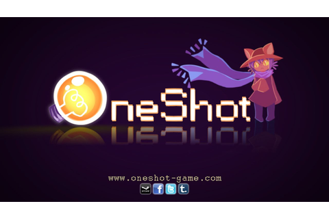 OneShot Windows game - Mod DB