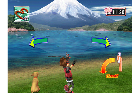 Fishing Master: World Tour (Wii) Game Profile | News ...