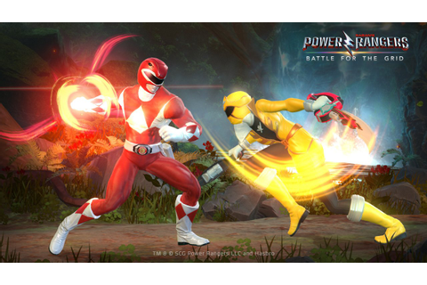 Power Rangers: Battle for the Grid Gets New Gameplay and ...