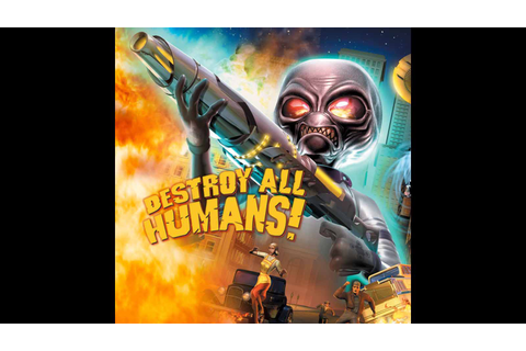 Destroy All Humans! Game | PS4 - PlayStation