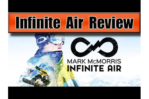 Mark McMorris Infinite Air Review - Stoked to Ride - YouTube