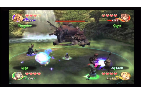 Classic Capture - Final Fantasy: Crystal Chronicles ...