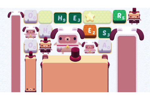 Alphabear (Spry Fox) Puzzle Game - YouTube
