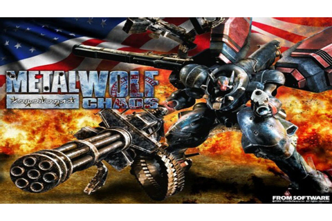 E3 2018: From Software's Metal Wolf Chaos XD Announced - IGN