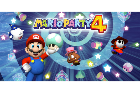 Mario Party 4 | Nintendo GameCube | Games | Nintendo