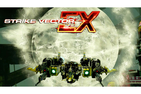 Strike Vector EX - Free Full Download | CODEX PC Games
