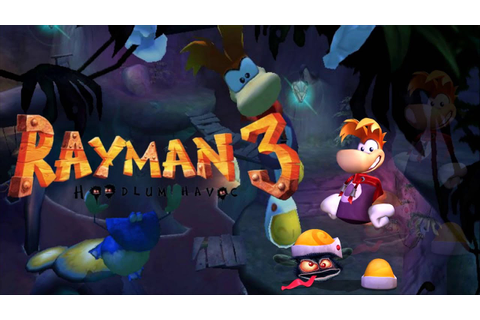 Rayman 3 Hoodlum Havoc OST 'Madder' - YouTube