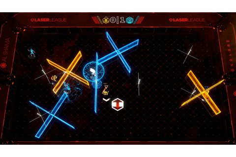 OlliOlli Dev's New Game Laser League Wants to Be Your New ...