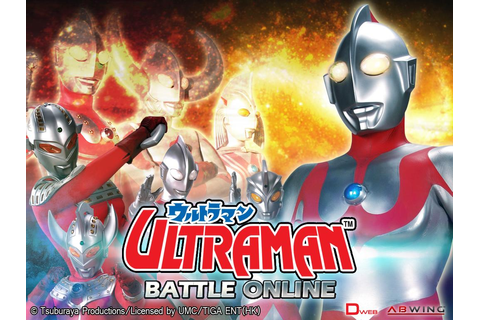 Ultraman Battle Online - Android Apps on Google Play