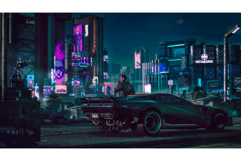 2018 Cyberpunk 2077 4k, HD Games, 4k Wallpapers, Images ...