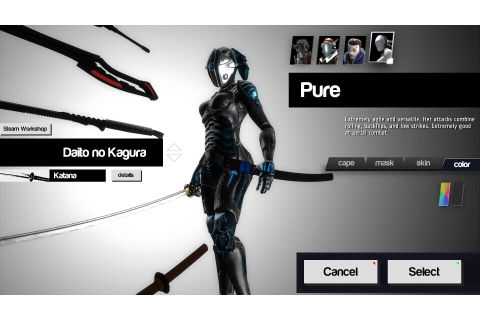 Blade Symphony | Video Game Interfaces | Pinterest | Ui ...
