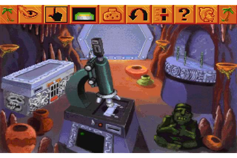 Download The Island of Dr. Brain adventure for DOS (1992 ...