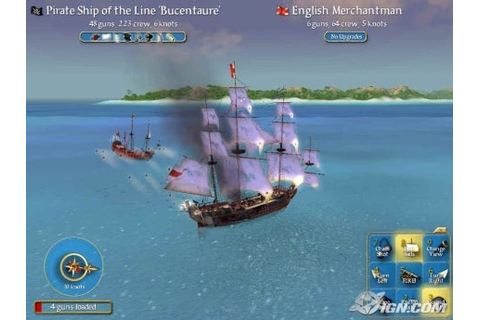 Sid Meier's Pirates! - IGN