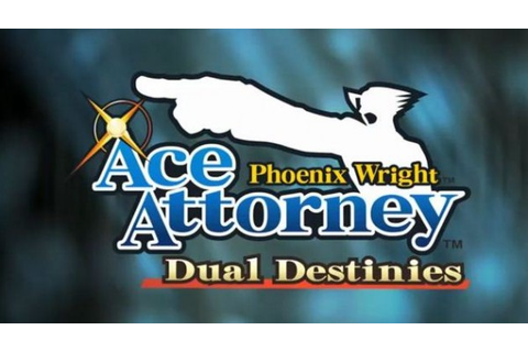 Phoenix Wright Ace Attorney – Dual Destinies Launch ...