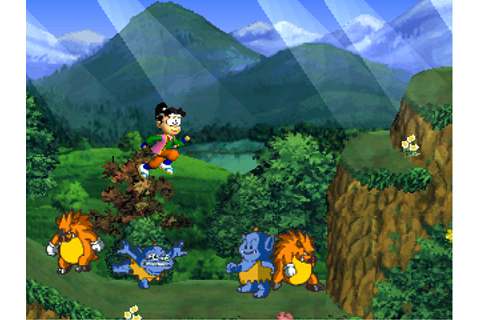 Doraemon 2: SOS! Otogi no Kuni Screenshots for PlayStation ...