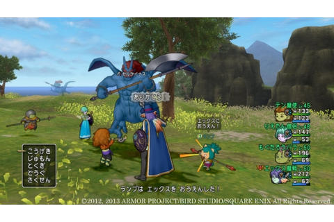 Dragon Quest X coming to PC - Gematsu