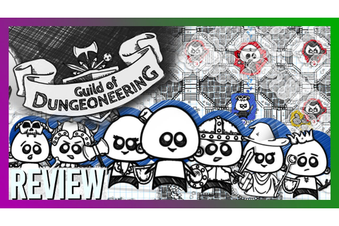 Guild of Dungeoneering Review | Turn-Based Indie Card Game ...
