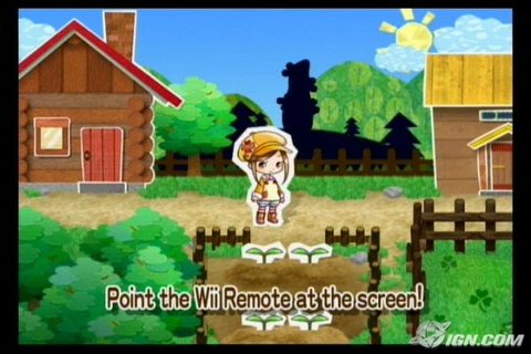 Buffalo Street: Harvest Moon - My Little Shop