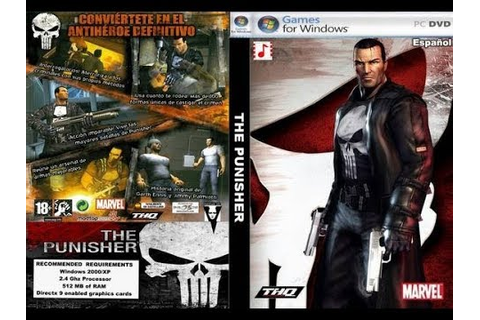 Download game the Punisher (In the description) - YouTube