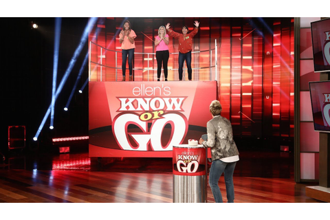 'Know or Go' Is Back! - YouTube