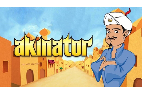 Akinator Free Game: Ask the Web Genie Online - Freemake