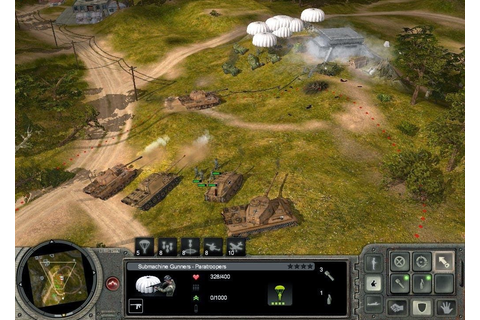 Codename Panzers Phase One Game - Free Download Full ...