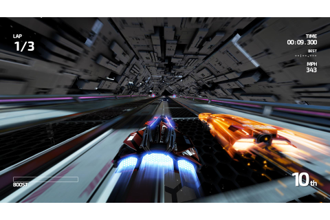 FAST Racing Neo will debut on the Wii U eShop next week. The game ...