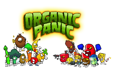 Organic Panic: Organic Panic Begins - Introduction