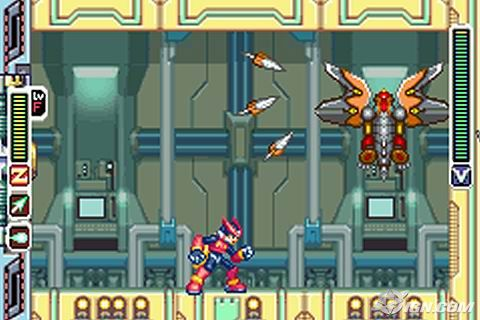 Mega Man Zero 4 Screenshots, Pictures, Wallpapers - Game ...